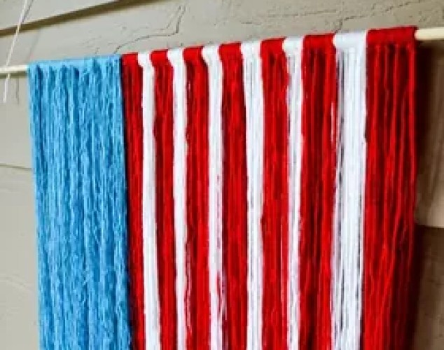Patriotic Table Decor It S All Bottled Up Outdoor Living Ideas