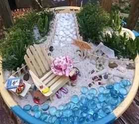 miniature beach garden hometalk
