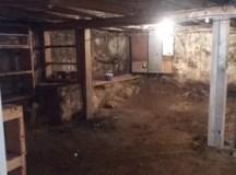How to Transform A Damp, Dark Basement with A Dirt Floor ...