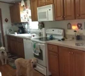 Update Pressboard Cabinets Hometalk