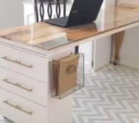 IKEA Rast Hack (New Craft Room Table)
