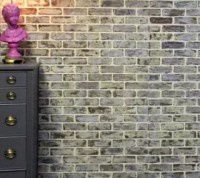 DIY: Making Faux Brick Walls Look Old | Hometalk