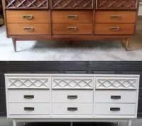 Mid-century Modern Dresser Redo | Hometalk
