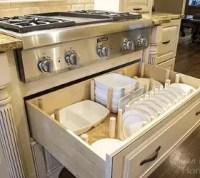 How To - Dish Drawer Organizer | Hometalk