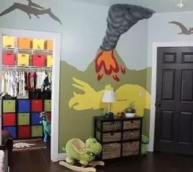 Diy Dinosaur Themed Nursery Hometalk