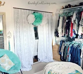 Spare Bedroom Turned Dressing Room on a Budget  Hometalk