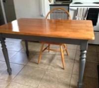 Cabin Kitchen Table & Chairs Refinish | Hometalk