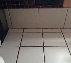 how to replace kitchen countertops ikea plates covering ceramic tile countertop | hometalk