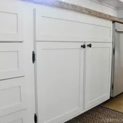 Lowes Refacing Kitchen Cabinets Hood Sale Adding Trim To 1960s | Hometalk