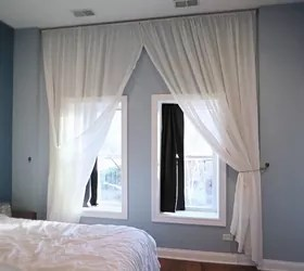 Lets Make A Giant Floor to Ceiling Curtain  Hometalk