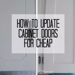 Kitchen Cabinet Faces Kitchens Ideas Update Doors To Shaker Style For Cheap Hometalk Closet Diy