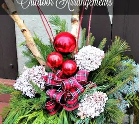 Most People Struggle With Outdoor Holiday Arrangements