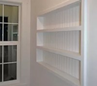 Built-in-the-Wall Shelving - Reclaiming Hidden Storage ...