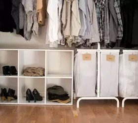 How We Organized Our Small Bedroom
