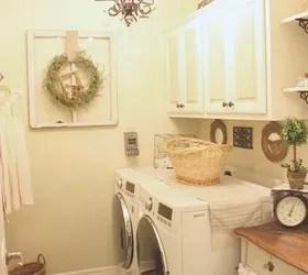 Budget Laundry Room Makeover  Hometalk