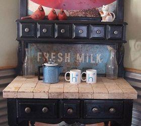 Bakers Rack Turned Coffee Station Hometalk