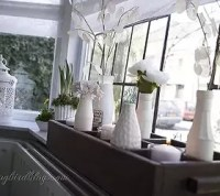 Spring Decorating on the Window Sill | Hometalk