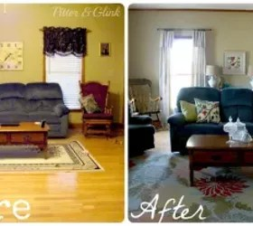 want to decorate my living room small house interior design philippines makeover without paint or new furniture | hometalk