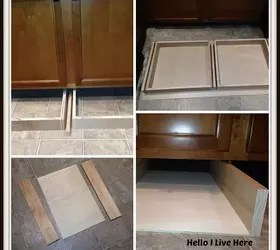 Under Cabinet Drawers