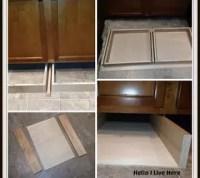 Under Cabinet Drawers | Hometalk