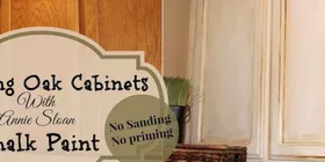 painting kitchen cabinets without sandingCan You Paint Over Wood Cabinets Without Sanding  Savaeorg