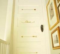Decorate Your Door! (Master Bedroom Door Makeover) | Hometalk