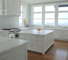 kitchen cabinets in oakland ca sink strainer basket christopher peacock scullery white marble | hometalk