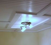 Beadboard Drop Ceiling | Hometalk