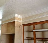 Covering Soffit in Kitchen Remodel | Hometalk