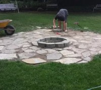 How To Build Backyard Fire Pit | Outdoor Goods