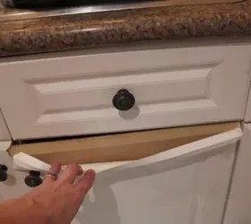 outdoor kitchen canada cabinets home depot how do you paint laminate cupboards when they're ...