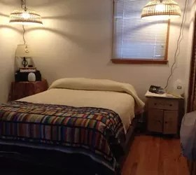 Help! Small Bedroom Needs Painting And Headboard Advice