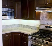 Kitchen Remodel With Custom Dark Brown Cabinets | Hometalk