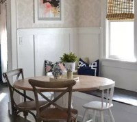 Breakfast Nook and Coffee Bar Before and After | Hometalk