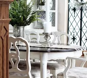 chairs at homegoods high lift chair dining room table makeover | hometalk
