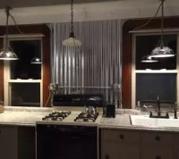 KITCHEN REMODEL TO FARMHOUSE INDUSTRIAL
