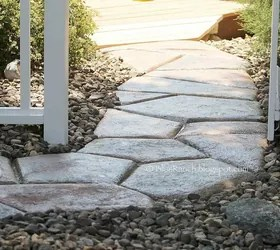 9 Budget Ways to Make Your Walkway Look Even Better Than Last Year  Hometalk