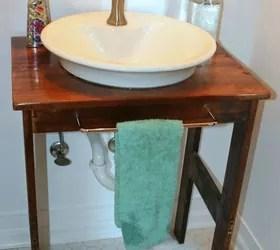 hideous bathroom vanity