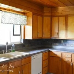 Kitchen Cabinets Light Wood Farmhouse Islands 13 Ways To Transform Your Countertops Without Replacing ...