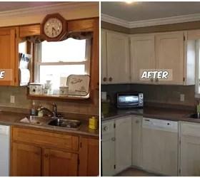 Kitchen Cabinet Facelift  Hometalk