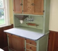 How to fix up this hoosier-type cabinet | Hometalk