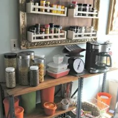 Kitchen Spice Racks Small Space 10 Borderline Brilliant Ways To Store Spices (and Save ...