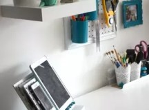 15 Ways to organize Every Messy Nook with Pegboard | Hometalk