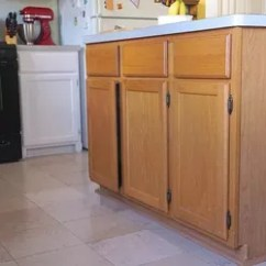 Kitchen Trim Cabinents How To Update A Builder Grade Island With And Paint