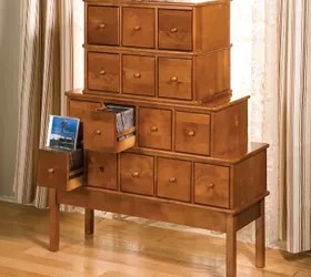Updating an Outdated Apothecary Cd Storage Cabinet  Hometalk