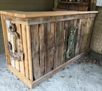 Backyard Tiki Bar   Hometalk