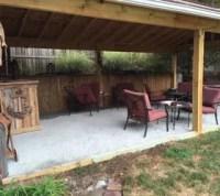 Backyard Tiki Bar | Hometalk