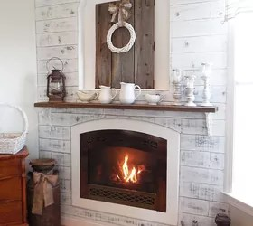 Red Brick Fireplace Makeover 12 Simple Tricks To Amp Up The Light For Your Dark