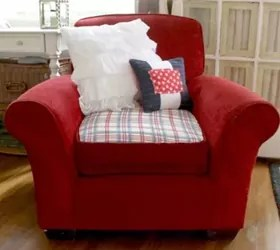 Box Style Seat Cushions 11 Ways To Make Your Beat-up Couch Look Brand New | Hometalk