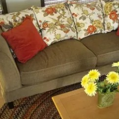 Cleaning Fabric Sofa Stains Boston Bed Reviews 11 Ways To Make Your Beat-up Couch Look Brand New   Hometalk